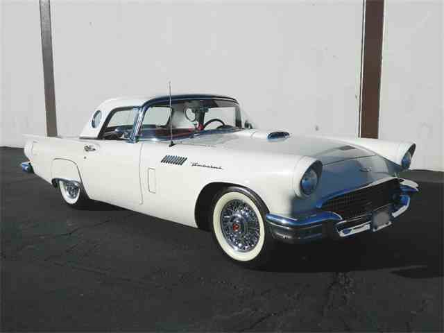 Picture of '57 Thunderbird - MJGK
