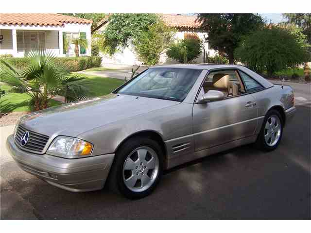 Picture of '99 SL500 - MJGS