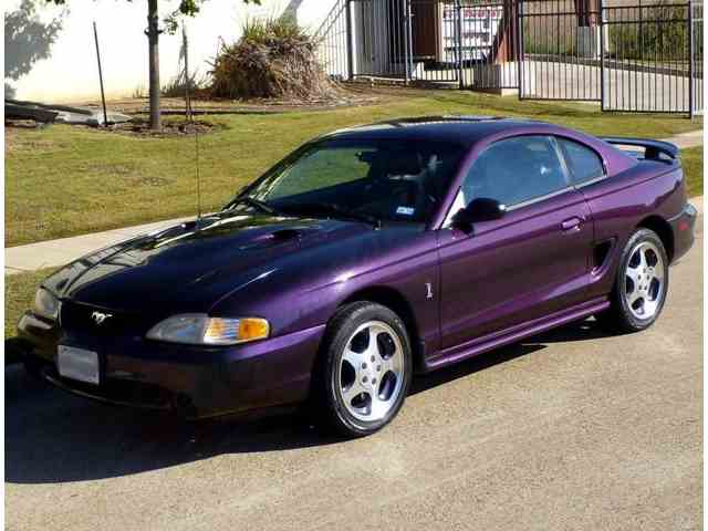 Picture of '96 Mustang - MJGY