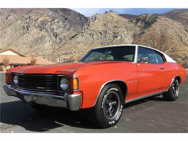 Picture of '72 Chevelle Malibu - MJHA