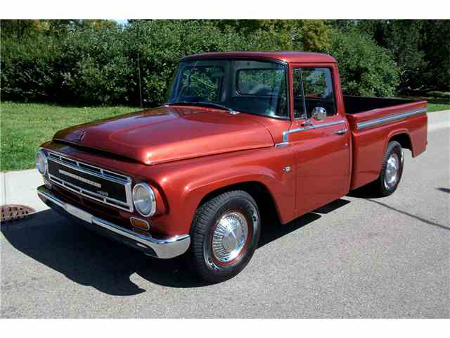 Picture of '67 1/2 Ton Pickup - MJHZ
