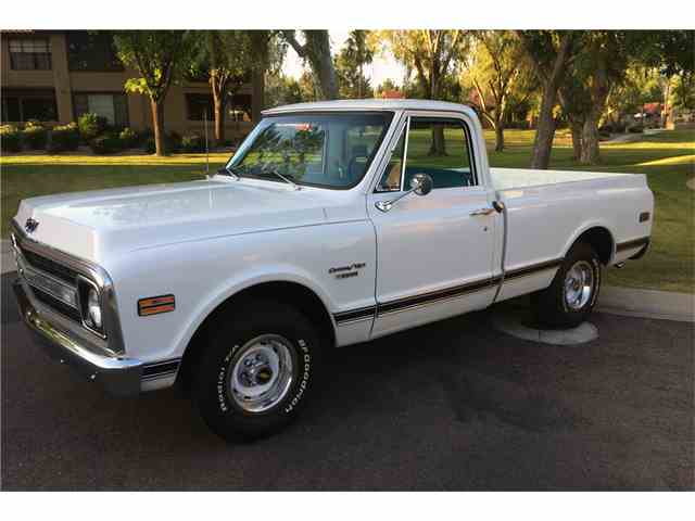 Picture of '69 C/K 10 - MJI1