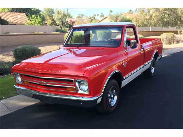Picture of '67 C/K 10 - MJI6