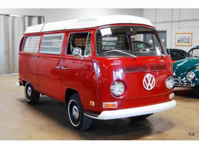 Picture of '71 Westfalia Camper - MIBG