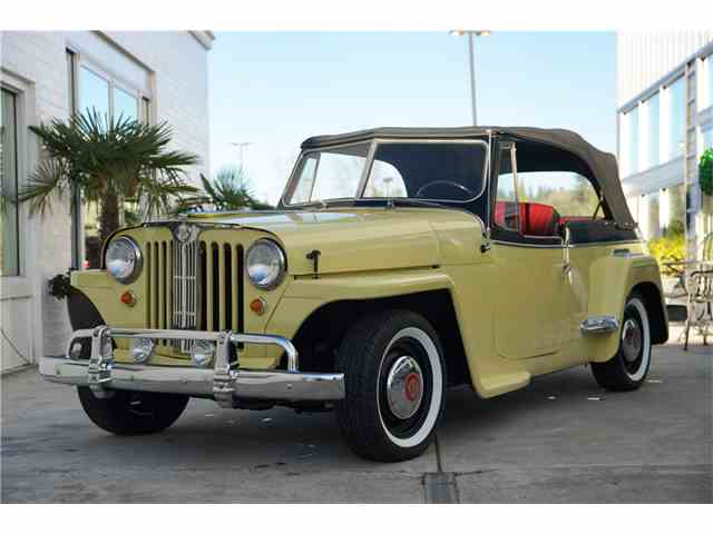 Picture of '49 Jeepster - MJJA