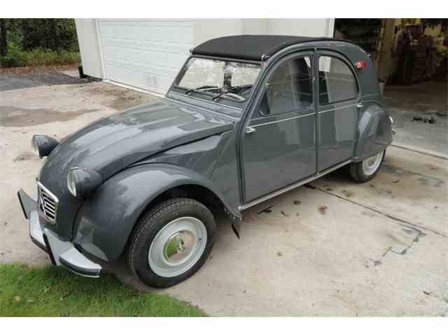 Picture of '63 2CV - MJJD