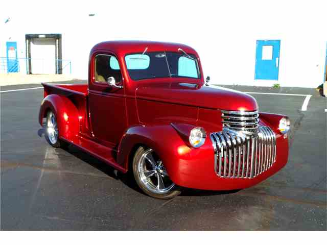 Picture of '46 1 Ton Pickup - MJJU