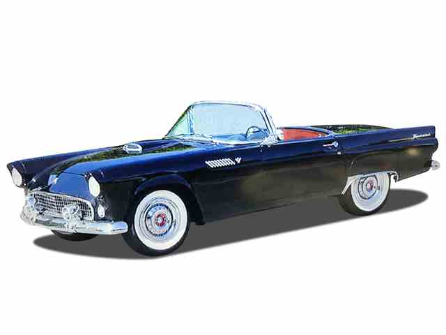 Picture of '55 Thunderbird - MJKX