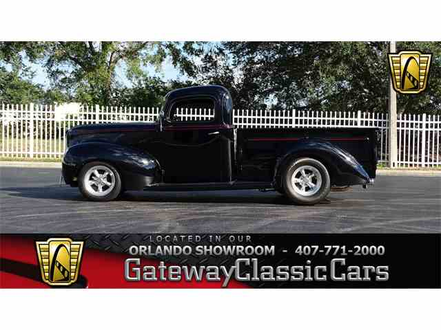 Picture of '40 Pickup - MJM1