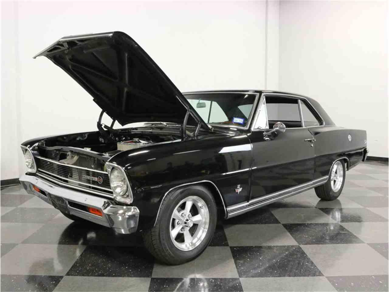 All Chevy black chevy nova ss : 1966 Chevrolet Chevy II Nova SS for Sale   ClassicCars.com   CC ...
