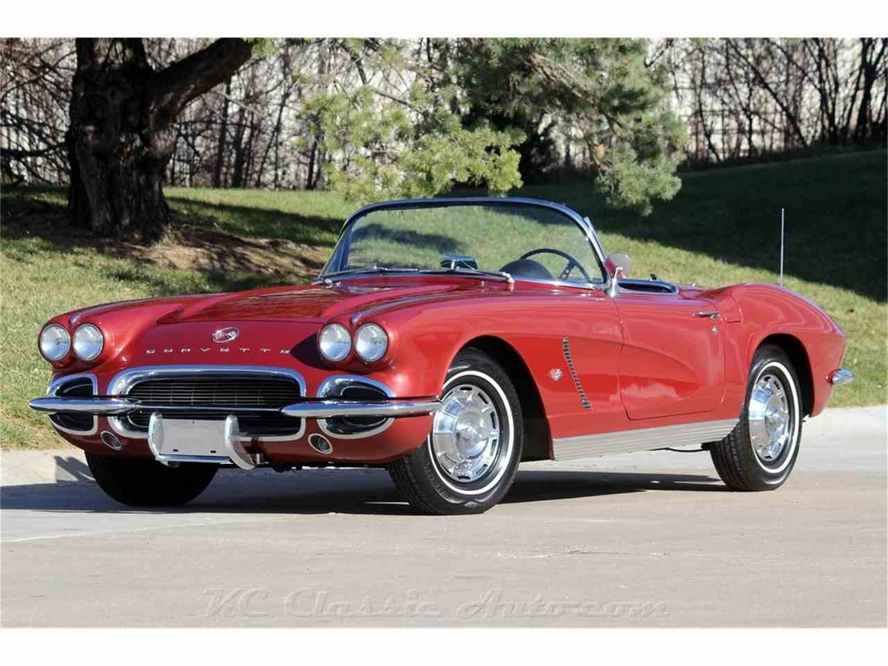 1962 chevrolet corvette for sale cc 1051904. Black Bedroom Furniture Sets. Home Design Ideas