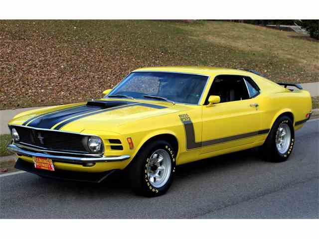 Picture of '70 Mustang Boss - MJNQ