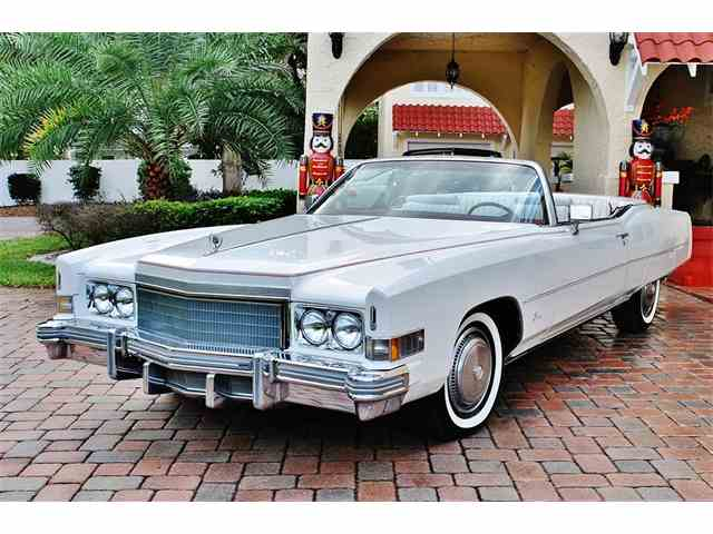 Picture of '74 Eldorado - MJO6