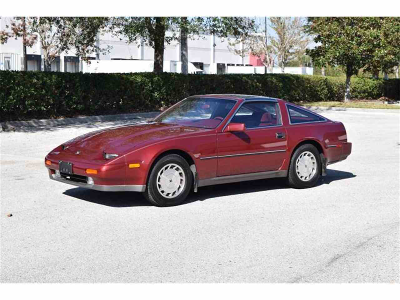 1987 nissan 300zx for  | classiccars | cc-1051941