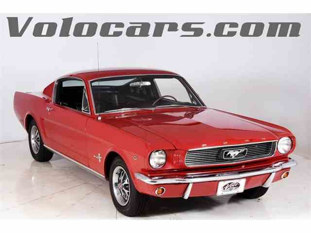 Picture of Classic '66 Ford Mustang located in Volo Illinois - MJOT