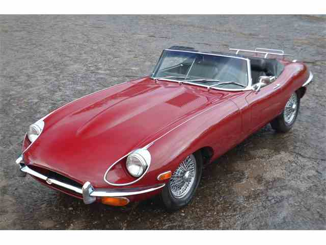 Picture of '69 E-Type - MJOV