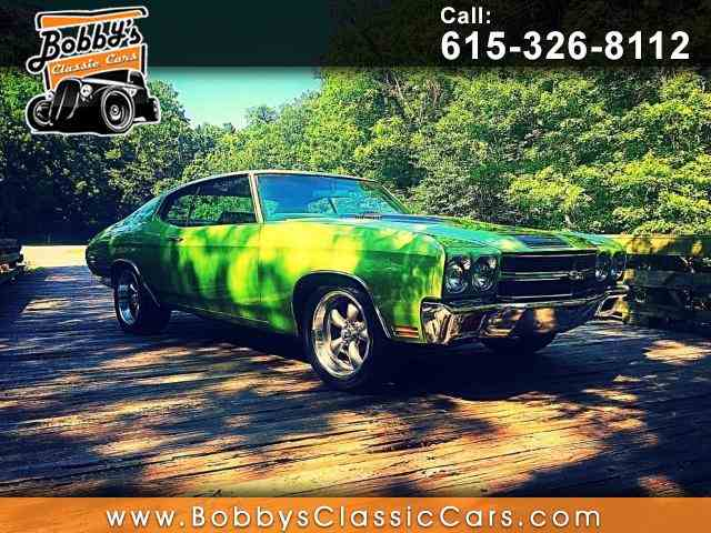 Picture of '70 Chevelle Malibu - MJPJ