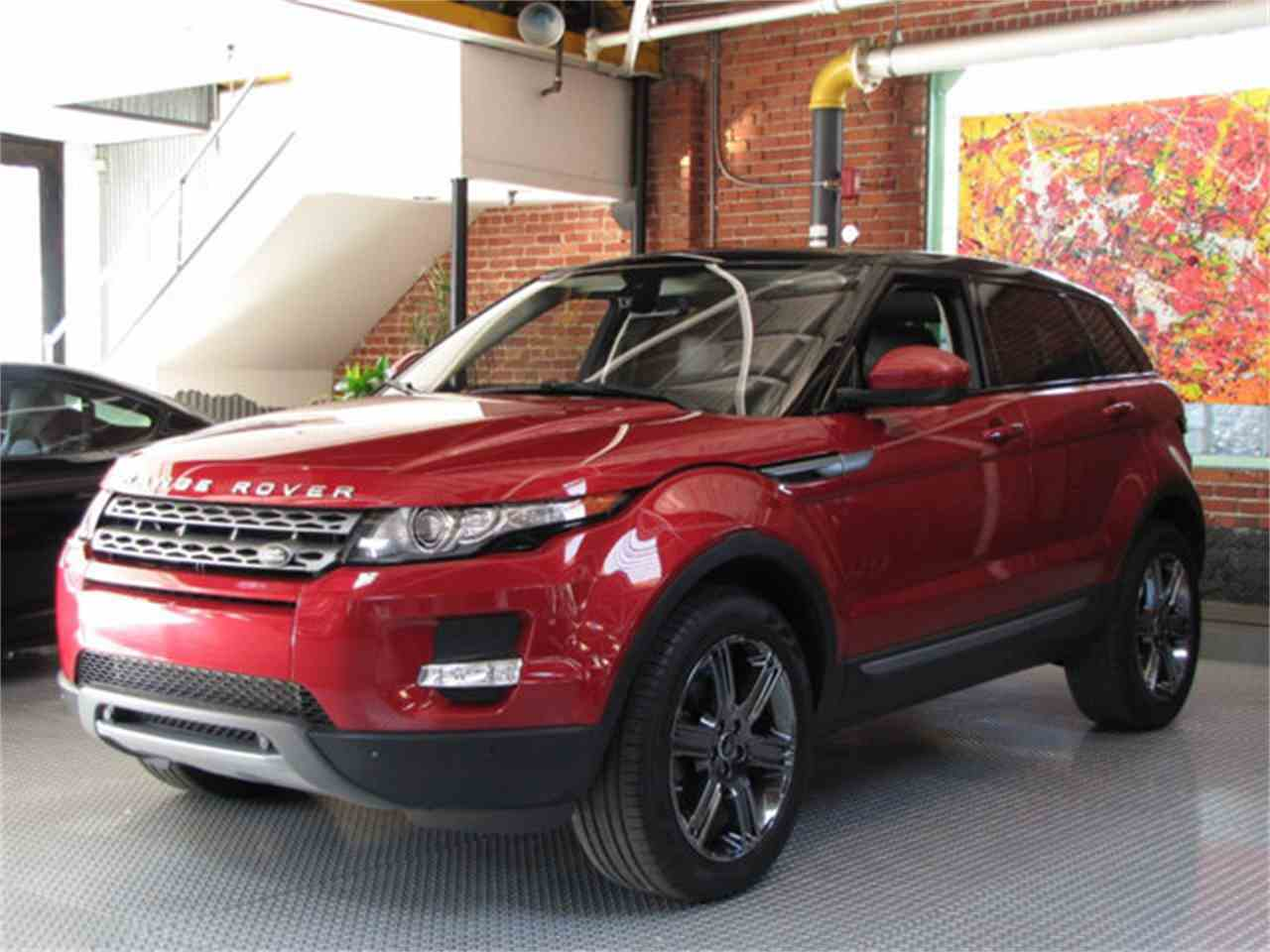 2015 land rover range rover evoque for sale cc 1051982. Black Bedroom Furniture Sets. Home Design Ideas
