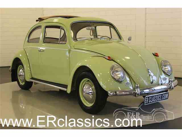 Picture of '61 Beetle - MJQ8