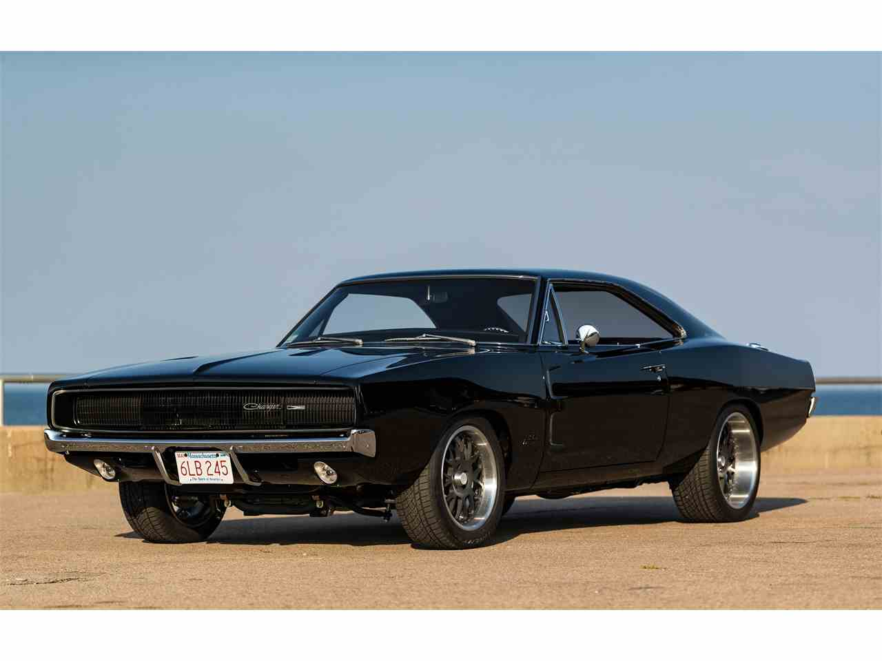 1968 Charger For Sale >> 1968 Dodge Charger for Sale | ClassicCars.com | CC-1052002