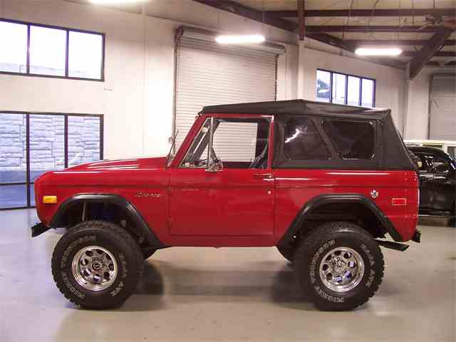 Picture of '76 Bronco - MJR6