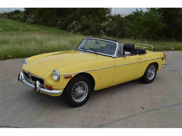 Picture of '74 MGB - MJRJ
