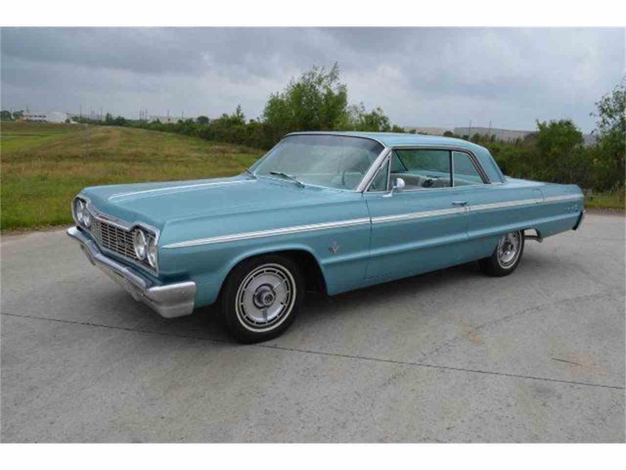 1964 chevrolet impala ss for sale cc. Black Bedroom Furniture Sets. Home Design Ideas