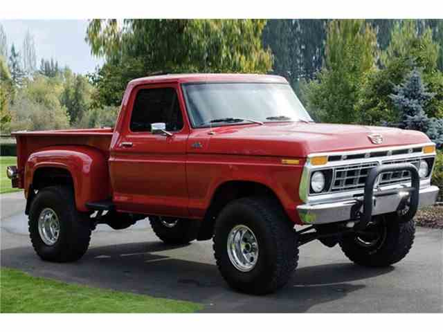 F150 Custom Parts >> 1977 to 1979 Ford F150 for Sale on ClassicCars.com