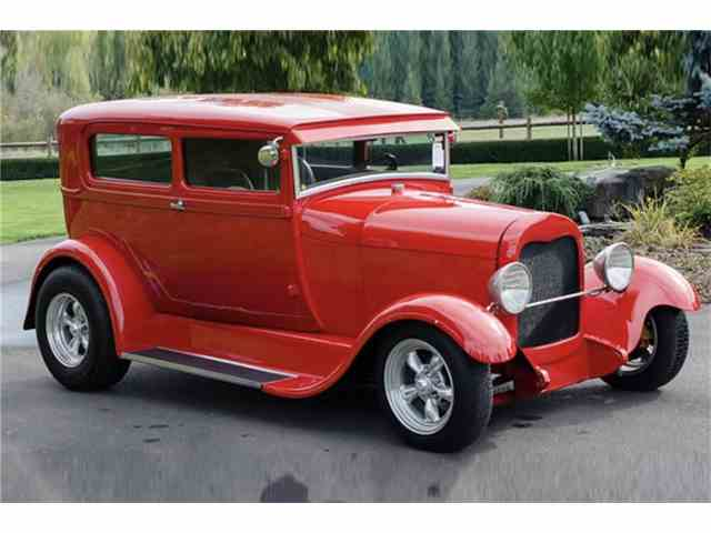 Picture of '29 Model A - MJSS