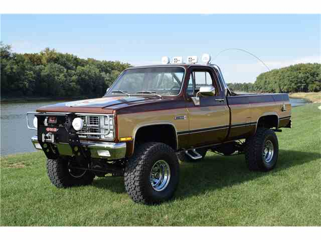 Picture of '84 K-10 - MJSV