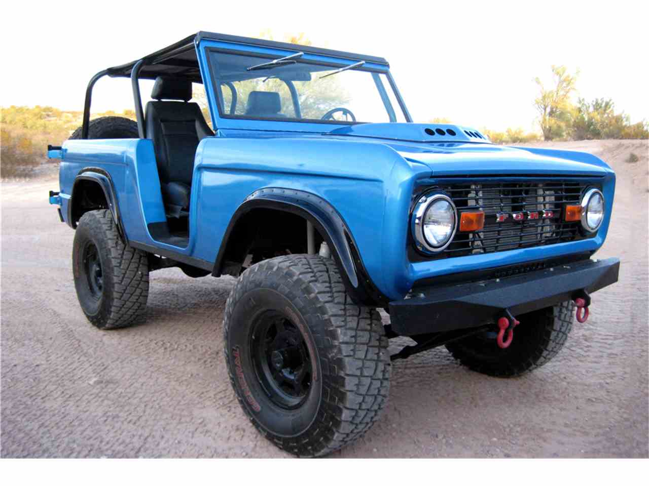 1970 ford bronco for sale cc 1052099. Black Bedroom Furniture Sets. Home Design Ideas