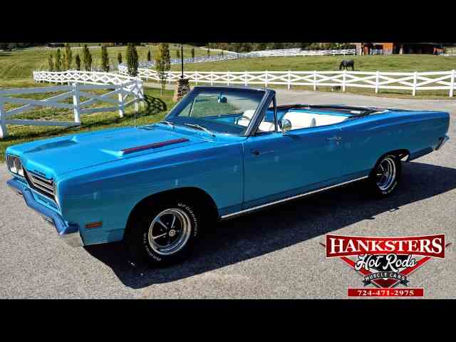 CC-1052106 1969 Plymouth Road Runner