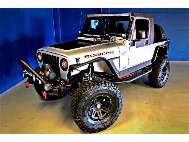 Picture of '05 Wrangler - MJTF