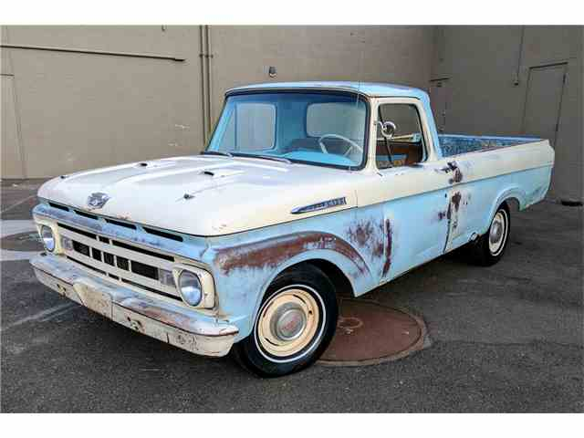 1961 ford f100 for sale on. Black Bedroom Furniture Sets. Home Design Ideas