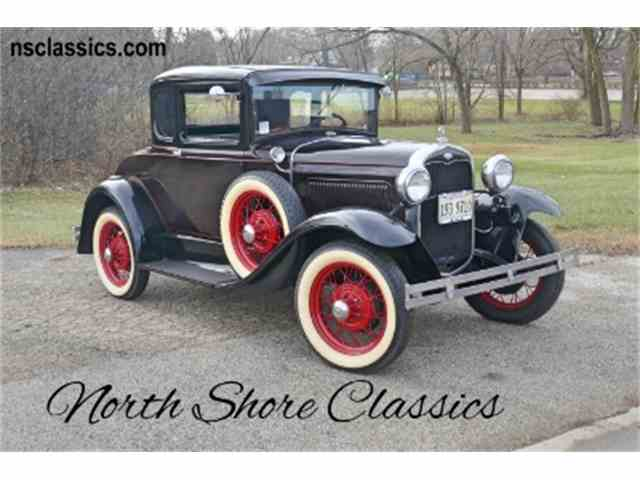Picture of '31 Model A - MJU0