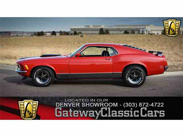 Picture of '70 Mustang - MJU8
