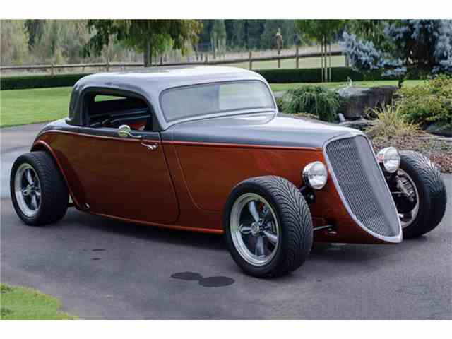 Picture of '33 3-Window Coupe - MJUK