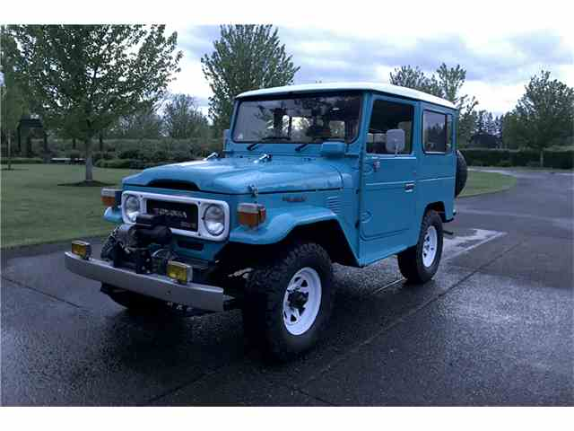 Picture of '80 Land Cruiser FJ - MJUL
