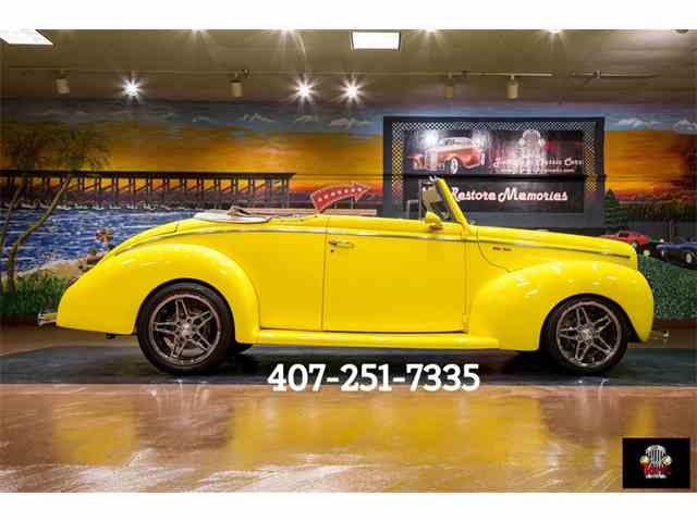 Picture of 1940 Ford Deluxe - $89,995.00 Offered by Just Toys Classic Cars - MJUX