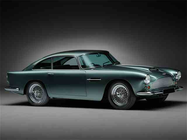 Picture of 1961 Aston Martin DB4 located in  - MICP