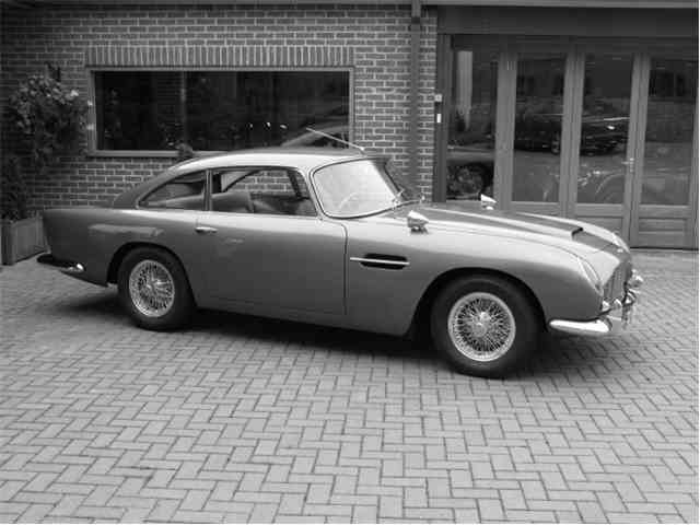 Picture of '63 DB4 Series V Vantage - MICR