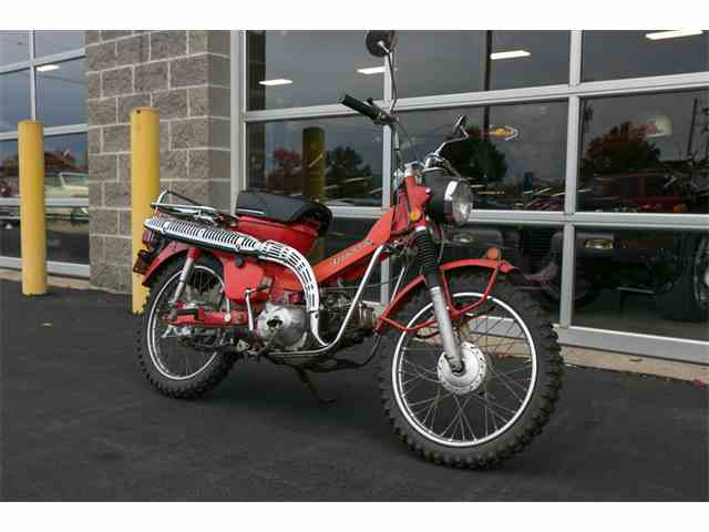 Picture of '70 Minibike - MJVN