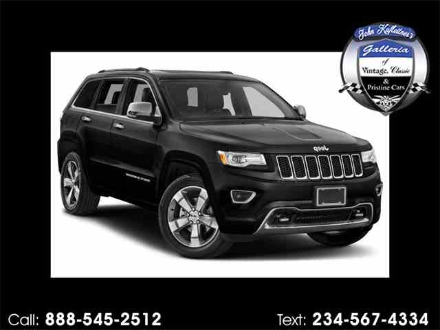 Picture of '14 Grand Cherokee - MJVR
