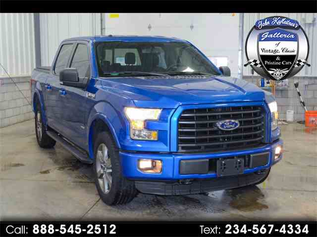 Picture of '15 F150 - MJYD