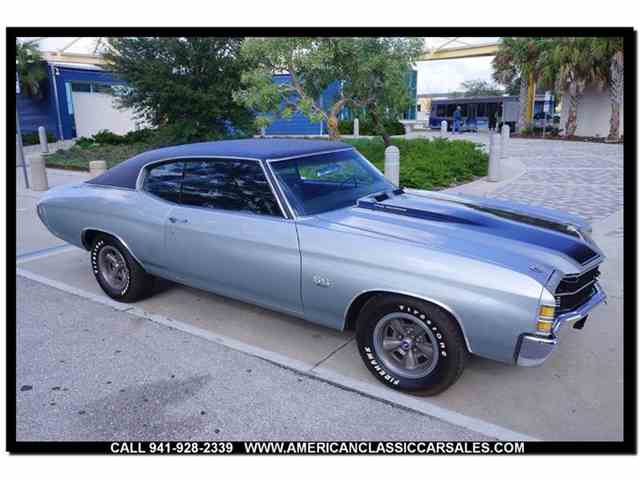 Picture of Classic 1971 Chevelle located in Florida - $39,900.00 - MJYN