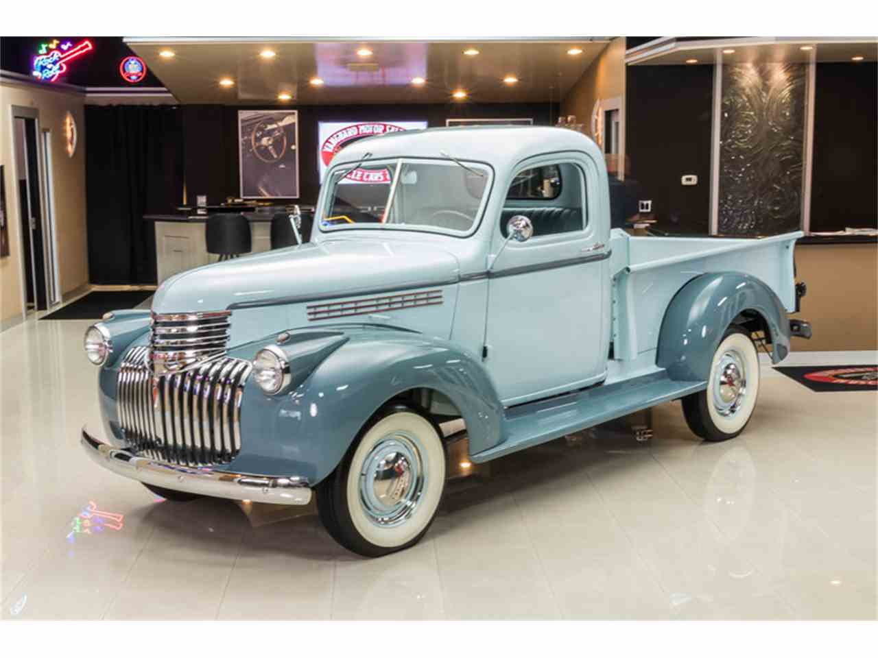 1945 Chevrolet Pickup for Sale | ClassicCars.com | CC-1052324