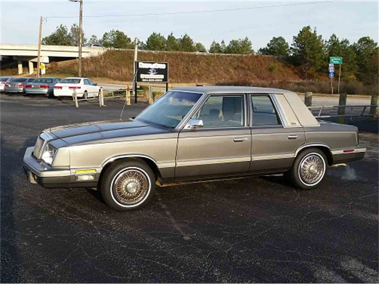 Town And Country Insurance >> 1983 Chrysler LeBaron for Sale | ClassicCars.com | CC-1052334