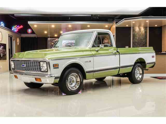 Picture of '71 C10 located in Plymouth Michigan - $52,900.00 - MJZQ