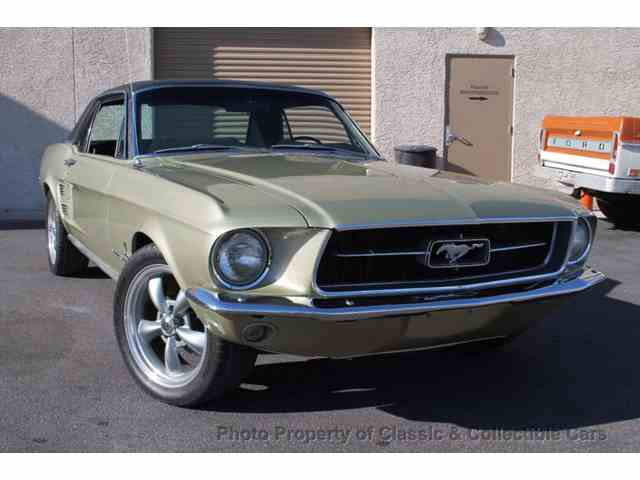 Picture of '67 Mustang - MK06