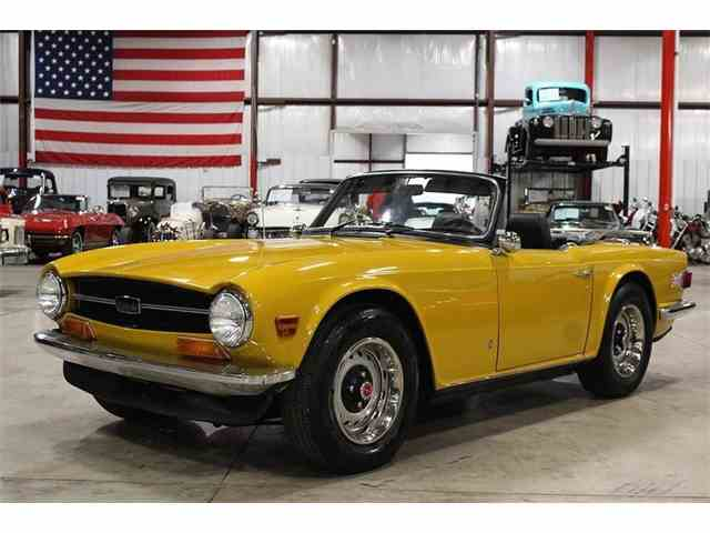 Picture of '72 TR6 - MK0J